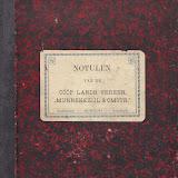 Notulenboeken Cooperatieve Landbouwvereniging Munnekezijl & Omstreken 1931-1963
