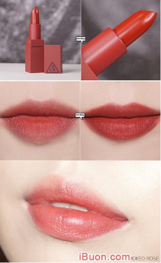Bộ sưu tập Son lì 3CE Mood Recipe Matte Lip Color của Hàn Quốc + Hình 8