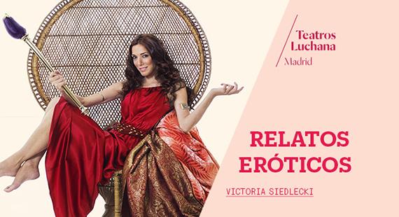 Relatos eróticos inicia su sexta temporada con un especial San Valentín
