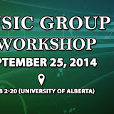 ISAUA Music Group Second Workshop - September 25, 2014