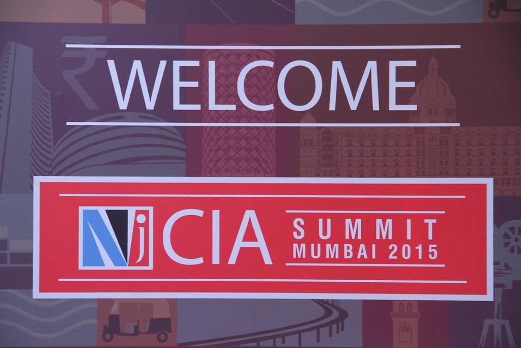 NJ CIA Summit Mumbai 2015 - 16