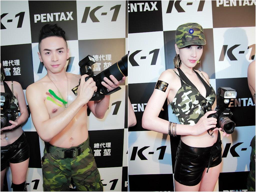 K-1 發表會~