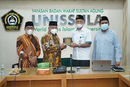 Dialog Kebangsaan Petinggi Unissula Semarang dan Presiden PKS