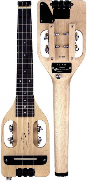 Traveler Guitars Concert Ukulele