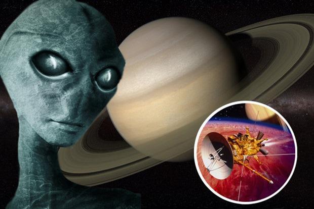 NASA, cientistas descobriram oceanos em uma lua de Saturno.