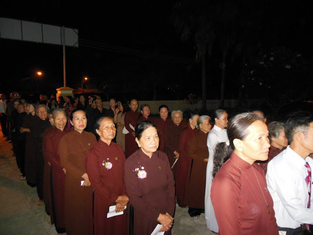 Huynh Đoàn Phan Sinh Tại Thế Giáo Xứ Bình Cang Mừng Bổn Mạng