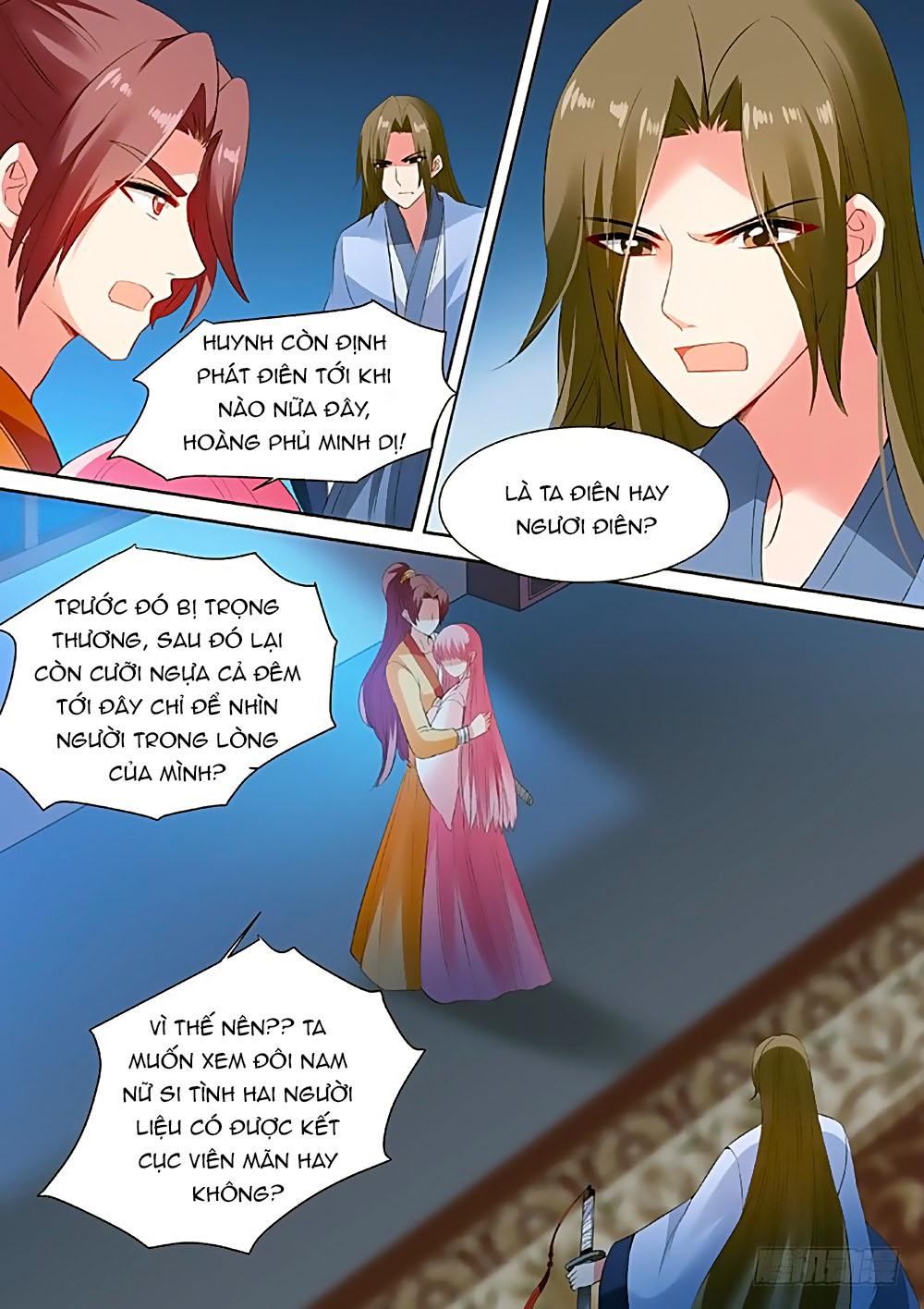 Hệ Thống Chế Tạo Nữ Thần chap 79 - Trang 6