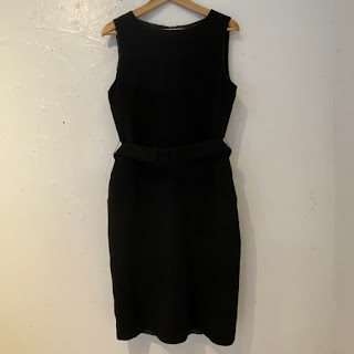 Moschino Cheap & Chic Black Dress
