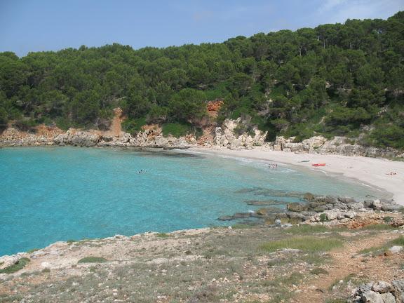 Cala Escorxada.-Menorca