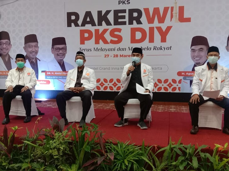 DPW PKS DIY Gelar Rakerwil, Sejumlah Rumusan Dihasilkan