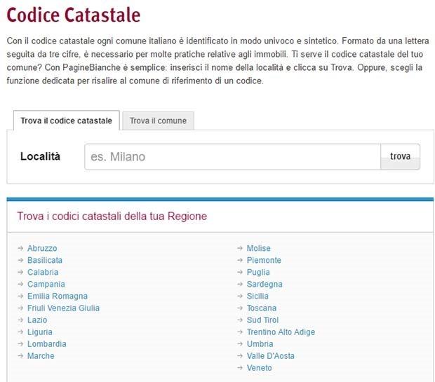 codice-catastale-pagine-bianche