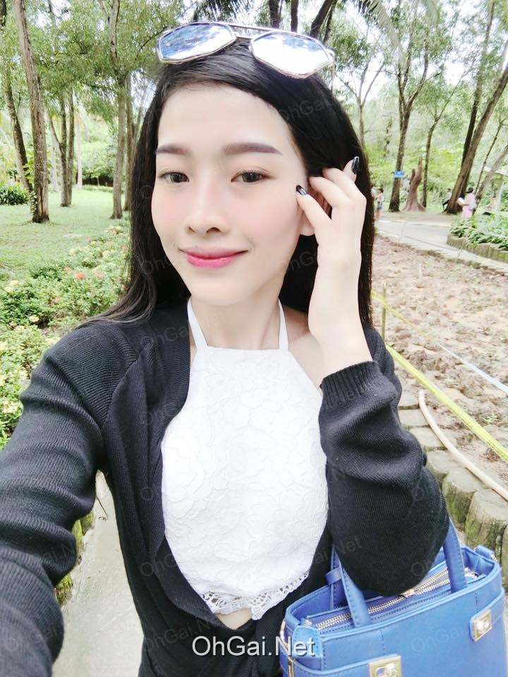 facebook gai xinh hien my trang - ohgai.net