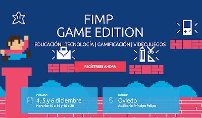 Resumen de las Fimp Gamer Edition
