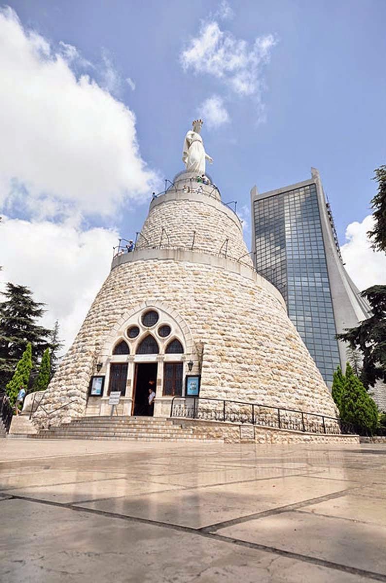 الاماكن الاثرية في لبنان