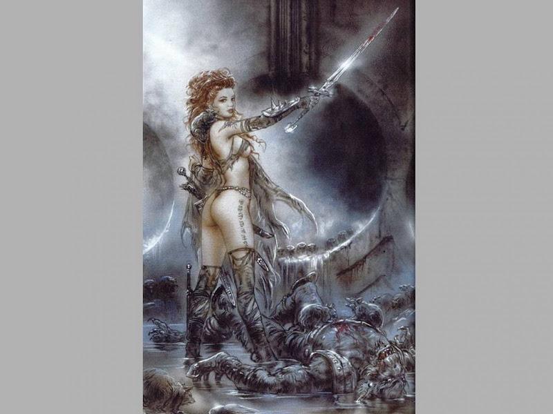 Girl Kill Enemies, Warriors 2