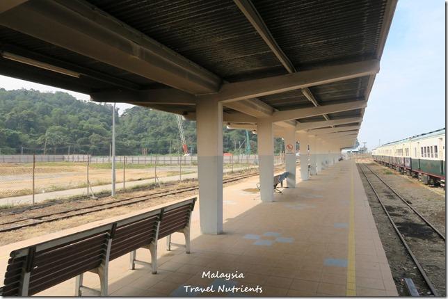 馬來西亞沙巴北婆羅洲火車 (6)
