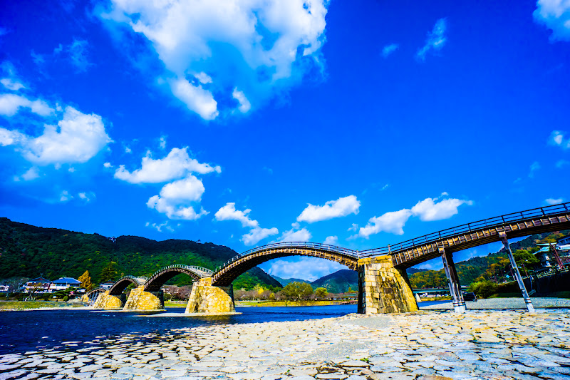 Iwakuni Kintaikyo Bridge2