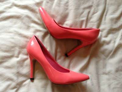 Sammi Jackson - Select Coral Stiletto's