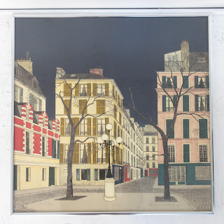Denis Paul Noyer Lithograph #1