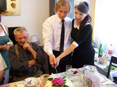 Ślub Anna Grabowska Maciej Przybytniak