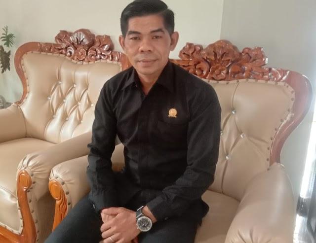 Hanil Tamjid Resmi Diusulkan PDIP sebagai Wakil Ketua II DPRD Balangan