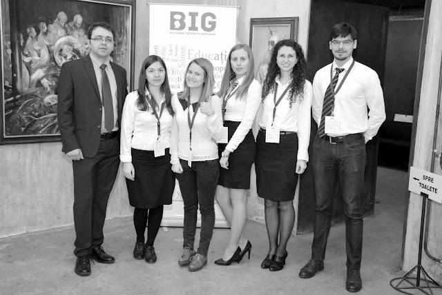Bucharest Integrity Gathering - B&W - (4)