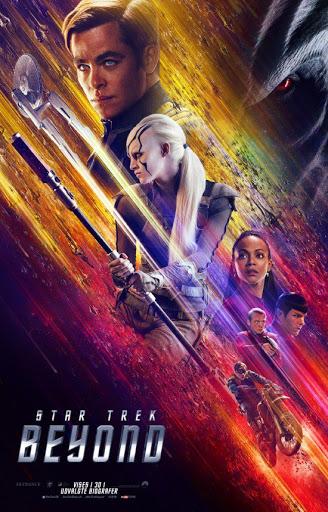 Star Trek Beyond (2016) สตาร์ เทรค ข้ามขอบจักรวาล