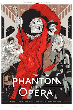El fantasma de la ópera - The Phantom of the Opera (1925)