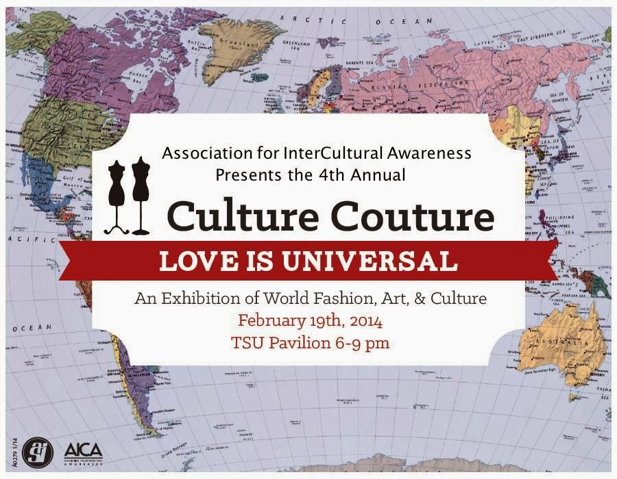 Culture Couture. Love is universal