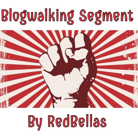 Blogwalking Segment by Redbellas, syarat penyertaan