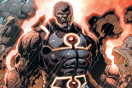Así es Darkseid, el villano de la #snydercut de La Liga de la Justicia que ya tiene primera imagen