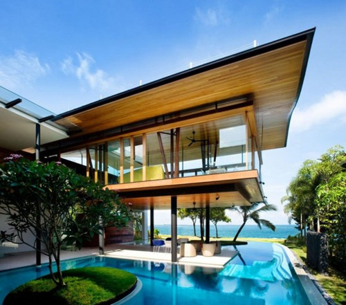 8 - 24+ Small Tropical Beach House Design Images