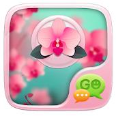 GO SMS Flower Blossom