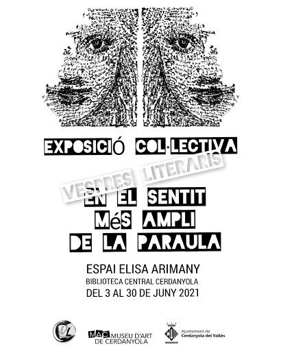 Exposició col·lectiva Vespres Literaris