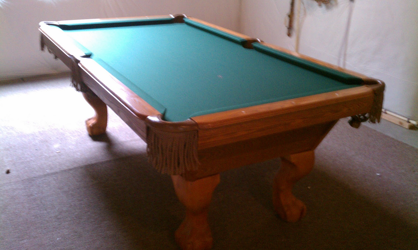 Big Break Billiards World Of Leisure Makes Such A Bad Pool Table - World of leisure pool table