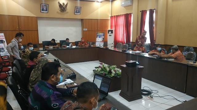DPRD Balangan Kaji Wacana Penggabungan Sejumlah SKPD