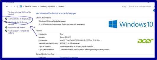 Windows 10: no ajusta brillo, no sirve HDMI (solución)