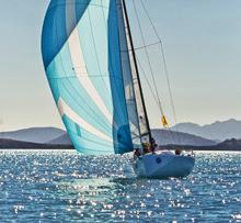 J/70 sailing Australia- Airlie Beach Regatta