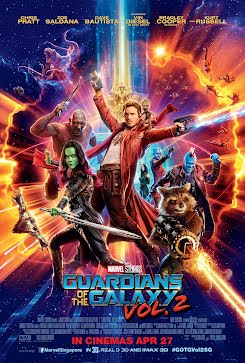 Guardianes de la galaxia Vol. 2 - Guardians of the Galaxy Vol. 2 (2017)