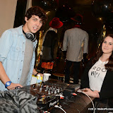 WWW.ENTSIMAGES.COM -    Matt Richardson and Kat Shoob  at      Whistle and  Bango  launch party at Wolf and Badger, London October 23rd 2014Ashley James, Ania Kubow and Rosie Parkes are showcasing their new brand and bracelets at a celebrity studded press launch                                                 Photo Mobis Photos/OIC 0203 174 1069