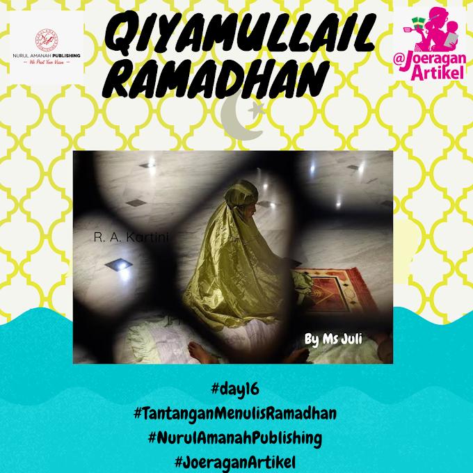 Bersimpuh Dalam Malam Ramadhan-Mu