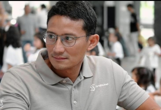 Sandiaga Uno Jadi Menteri, Para Donatur Saat Pilpres Minta Dananya Dikembalikan