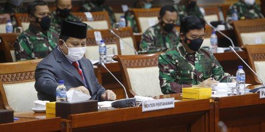 Prabowo Subianto: Lingkungan Strategis Membuat Indonesia Selalu Diganggu