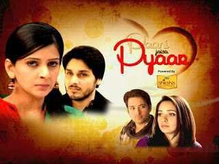 'Paani Jaisa Pyaar' Serial on Zindagi Tv Wiki Plot,Cast,Promo,Title Song,Timing,Pics