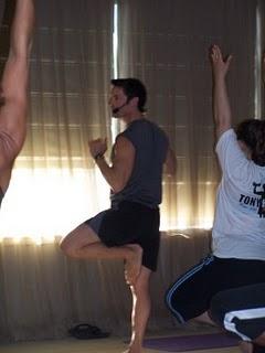 Tony Horton Show Fitness Masterclass, Tony Horton