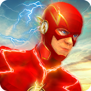 Game Flying Flash Hero: Rope Guy in Vegas City APK for Windows Phone