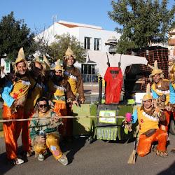 Desfile Carnaval Puebla de la Calzada