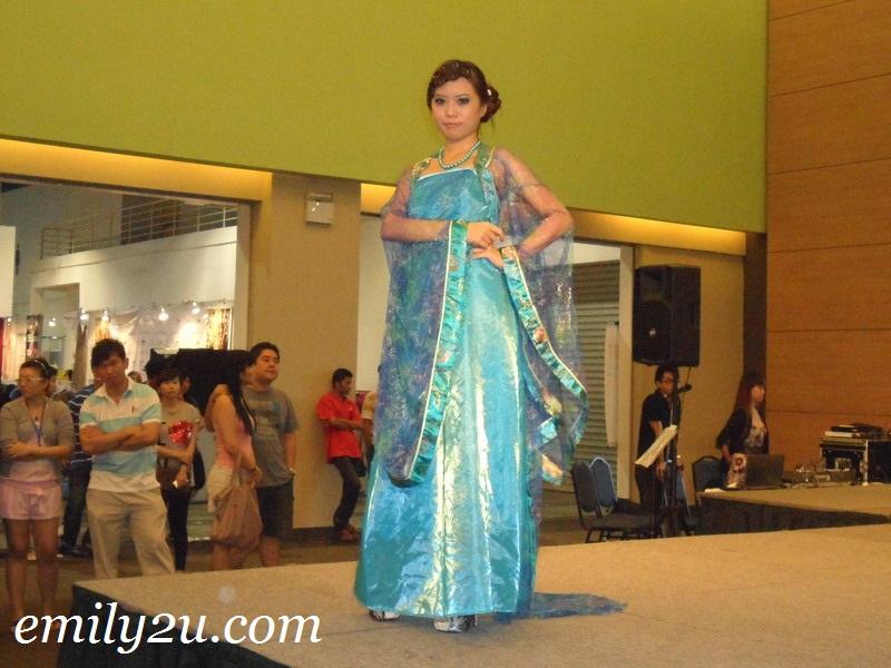 creative bridal make up show