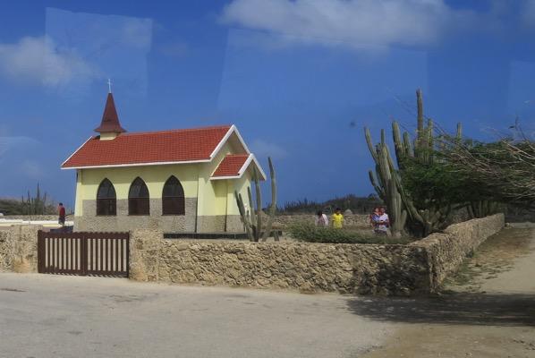 Chapel Alto Vista
