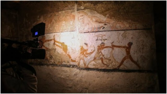 Egypt 16 - Taming of animals in the time of pharaohs